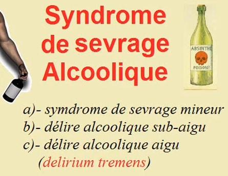 PSYCHOSE ou Syndrome de Korsakoff