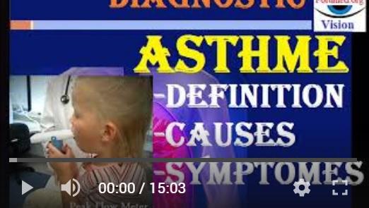 Asthme Bronchiolite