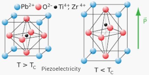protéines piézoélectriques