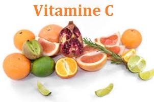 Vitamine C acide ascorbique
